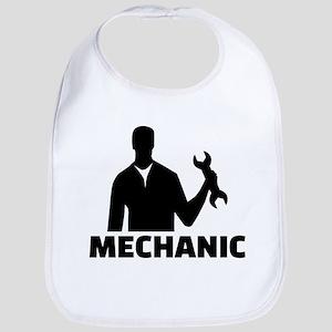 Mechanic Baby Bib