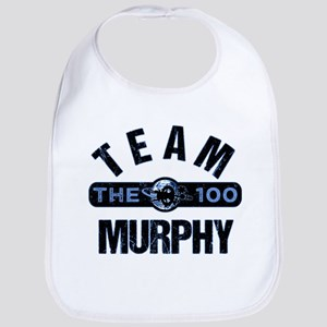 The 100 Team Murphy Baby Bib