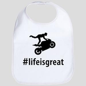 Stunt Rider Bib
