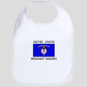 US Merchant Marine Bib