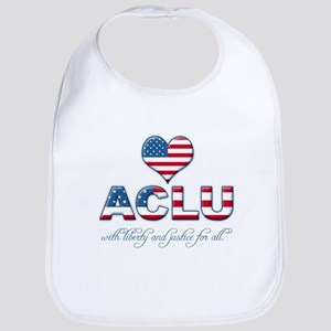I <3 ACLU Bib