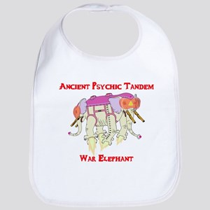Ancient Psychic Tandem War Elephant Bib
