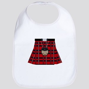 Scottish Kilt Bib