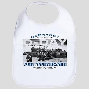 D-Day 70th Anniversary Battle of Normandy Bib
