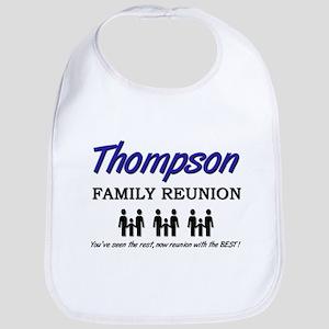 Thompson Family Reunion Bib