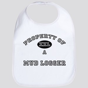 Property of a Mud Logger Bib
