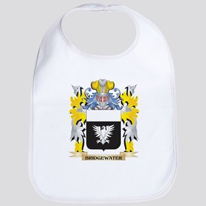 Bridgewater Coat of Arms - Family Crest Baby Bib