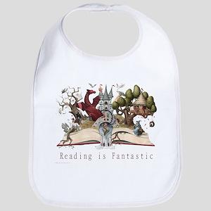 Reading is Fantastic II Bib