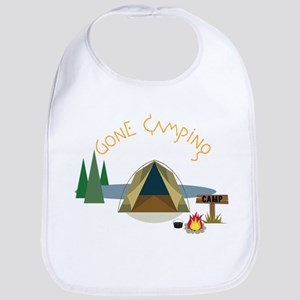 Gone Camping Bib