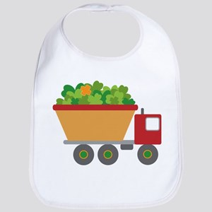 Truck full o' Shamrocks Bib
