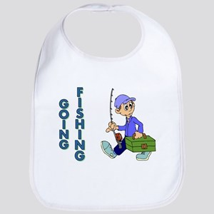 GOING FISHING Bib