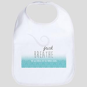 Just Breathe Bib