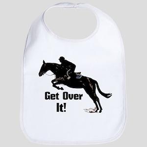 Get Over It! Horse Jumper Bib
