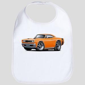 1969 Super Bee Orange Car Bib