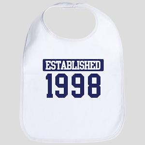 Established 1998 Bib
