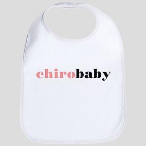 Chiro Baby - Pink Bib