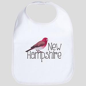 New Hampshire Finch Bib