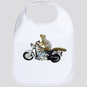 Motorcycle Squirrel Bib