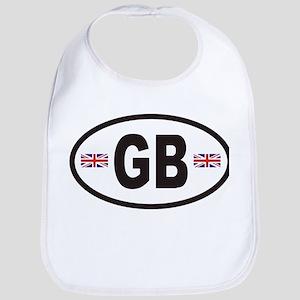 GB Great Britain Euro Style Bib