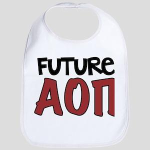 Alpha Omicron Pi Future Baby Bib