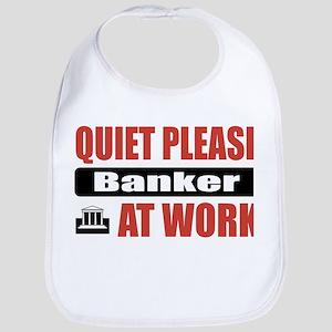 Banker Work Bib