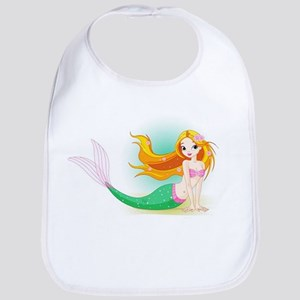 Beautiful Mermaid Bib