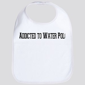 Addicted to Water Polo Bib