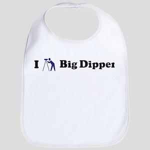 I Stargaze Big Dipper Bib