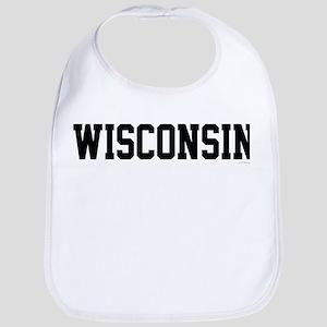 Wisconsin Jersey Black Bib