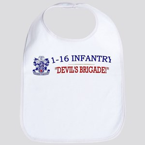 1st Bn 16th Infantry Bib