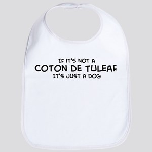 If it's not a Coton de Tulear Bib