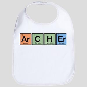 Archer made of Elements Bib