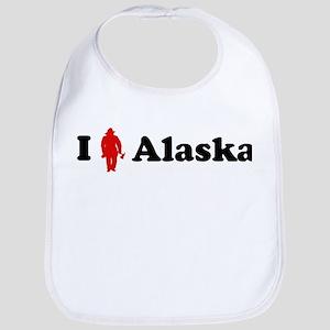 Alaska Firefigher Bib
