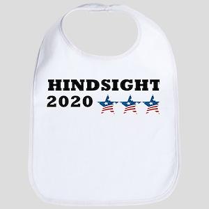 Anti-Trump Hindsight 2020 Bib