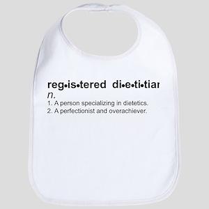 Registered Dietitian Bib