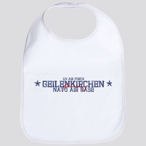 Geilenkirchen NATO Air Base Germany Baby Bib