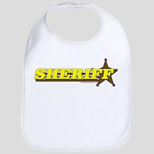 SHERIFF ~ YELLOW-BROWN Bib