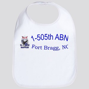 1st Bn 505th ABN Bib