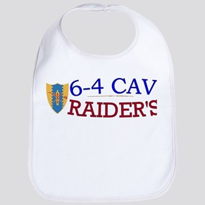 6th Squadron 4th Cavalry Bib