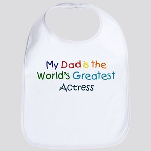 Greatest Actress Bib