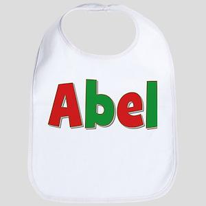 Abel Christmas Bib