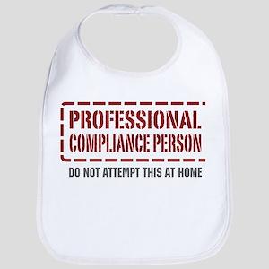 Professional Compliance Person Bib