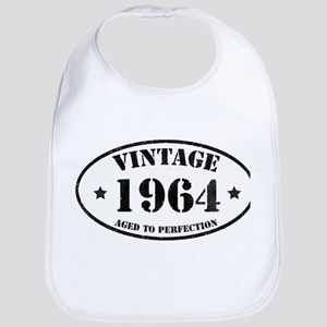 Vintage Aged to Perfection 50 Baby Bib