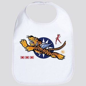 Flying Tigers (B) Nose Art Bib