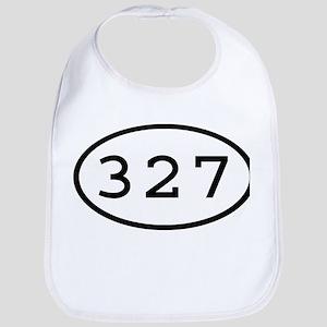 327 Oval Bib