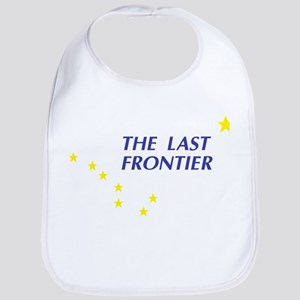 Alaska The Last Frontier Stat Bib
