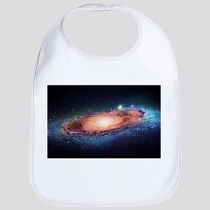 Milky Way Baby Bib