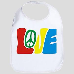 lovePeace Bib