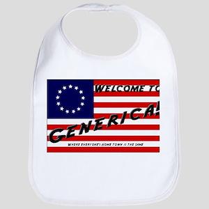 Generica USA Bib