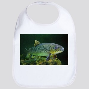 BROWN TROUT Bib
